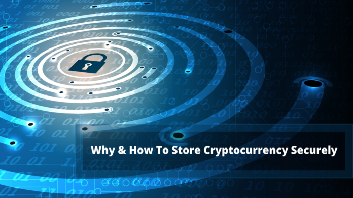 Storing Crypto Securely