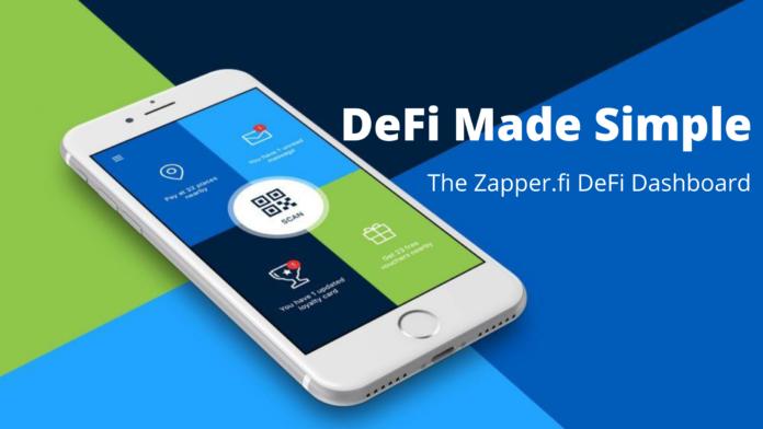 DeFi Zapper Overview